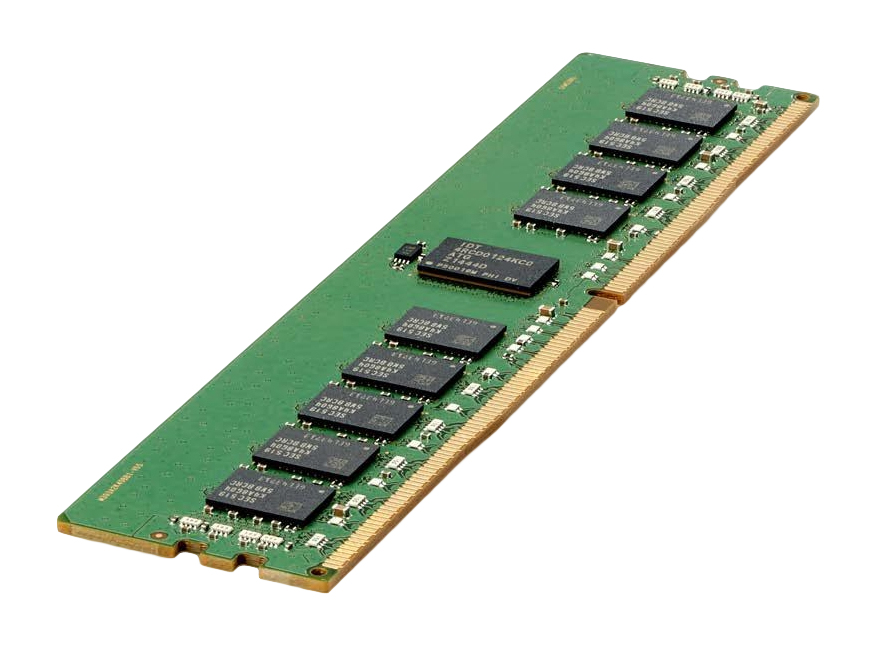 HPE 835955-B21 16GB (1X16GB) DUAL RANK X8 DDR4-2666 CAS-19-19-19 REGISTERED DDR4 2666MHZ MEMORY MODULE