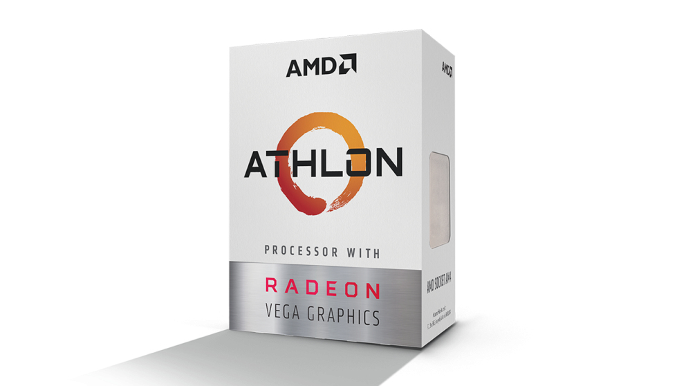 AMD YD200GC6FBBOX ATHLON 200GE PROCESSOR 3.2 GHZ BOX 4 MB L3