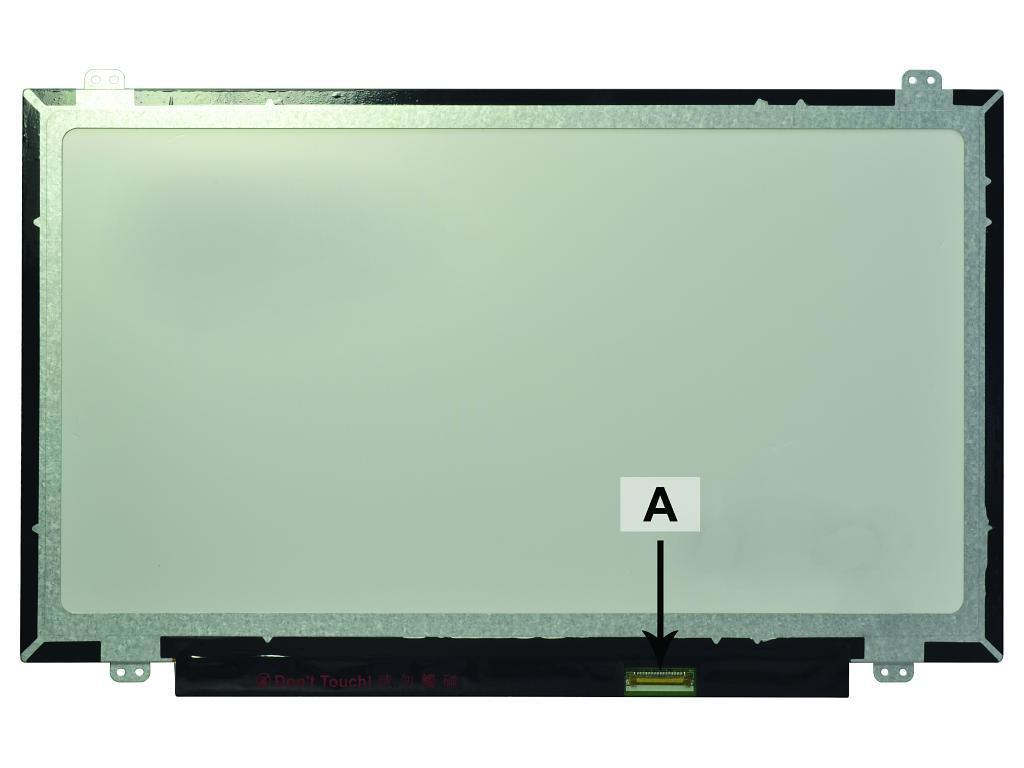 2-POWER SCR0533B 14.0 1366X768 WXGA HD LED MATTE SCREEN