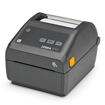 ZEBRA ZD42042-D0EW02EZ ZD420 DIRECT THERMAL 203 X 203DPI LABEL PRINTER