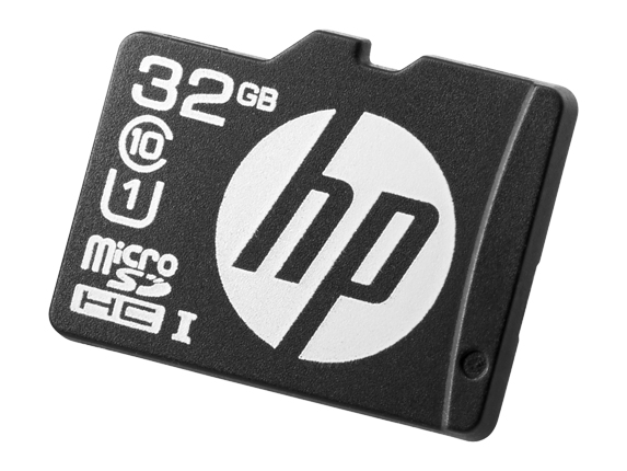 HPE 700139-B21 32GB MICROSD MAINSTREAM FLASH MEDIA KIT MICROSDHC UHS CLASS 10 MEMORY CARD