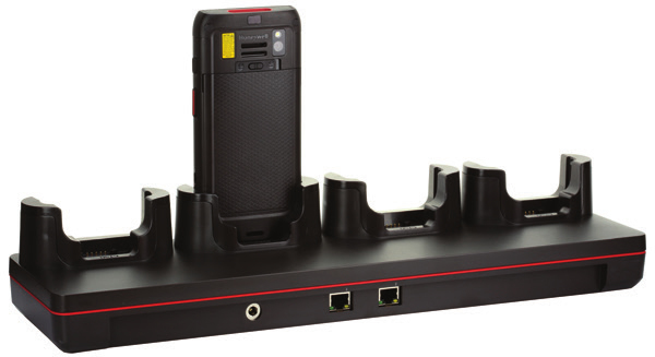 HONEYWELL CT40-NB-CNV-0 INDOOR BATTERY CHARGER BLACK
