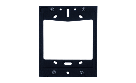 2N TELECOMMUNICATIONS 9155068 IP SOLO SURFACE MOUNTING BACKPLATE
