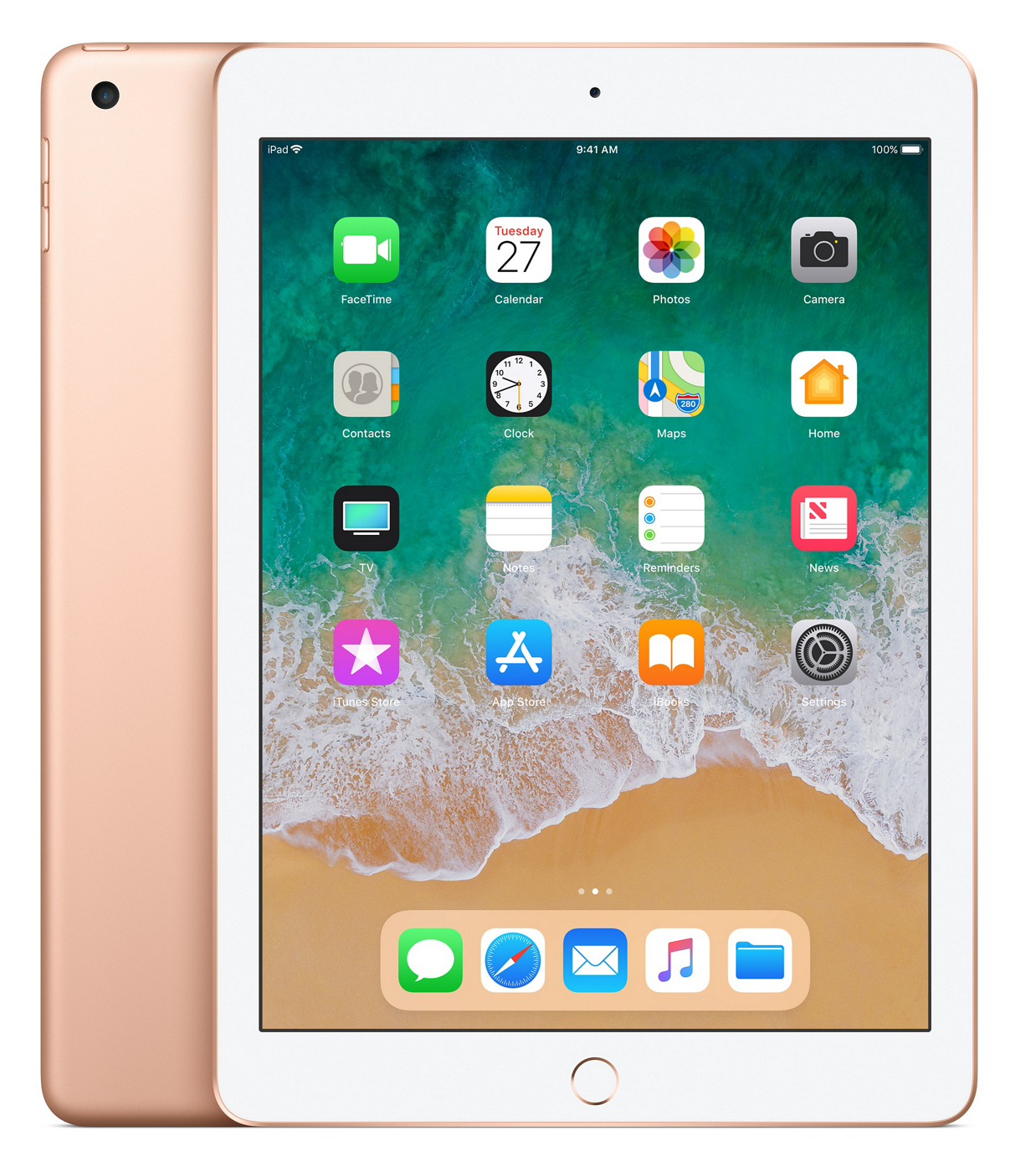 APPLE IPAD 32GB GOLD TABLET
