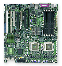 SUPERMICRO MBD-X7DCA-3-B X7DCA-3 INTEL 5100 LGA 771 (SOCKET J) EXTENDED ATX SERVER/WORKSTATION MOTHERBOARD
