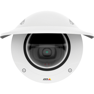 AXIS 01022-001 Q3517-LVE IP SECURITY CAMERA INDOOR & OUTDOOR DOME WHITE 3072 X 1728PIXELS