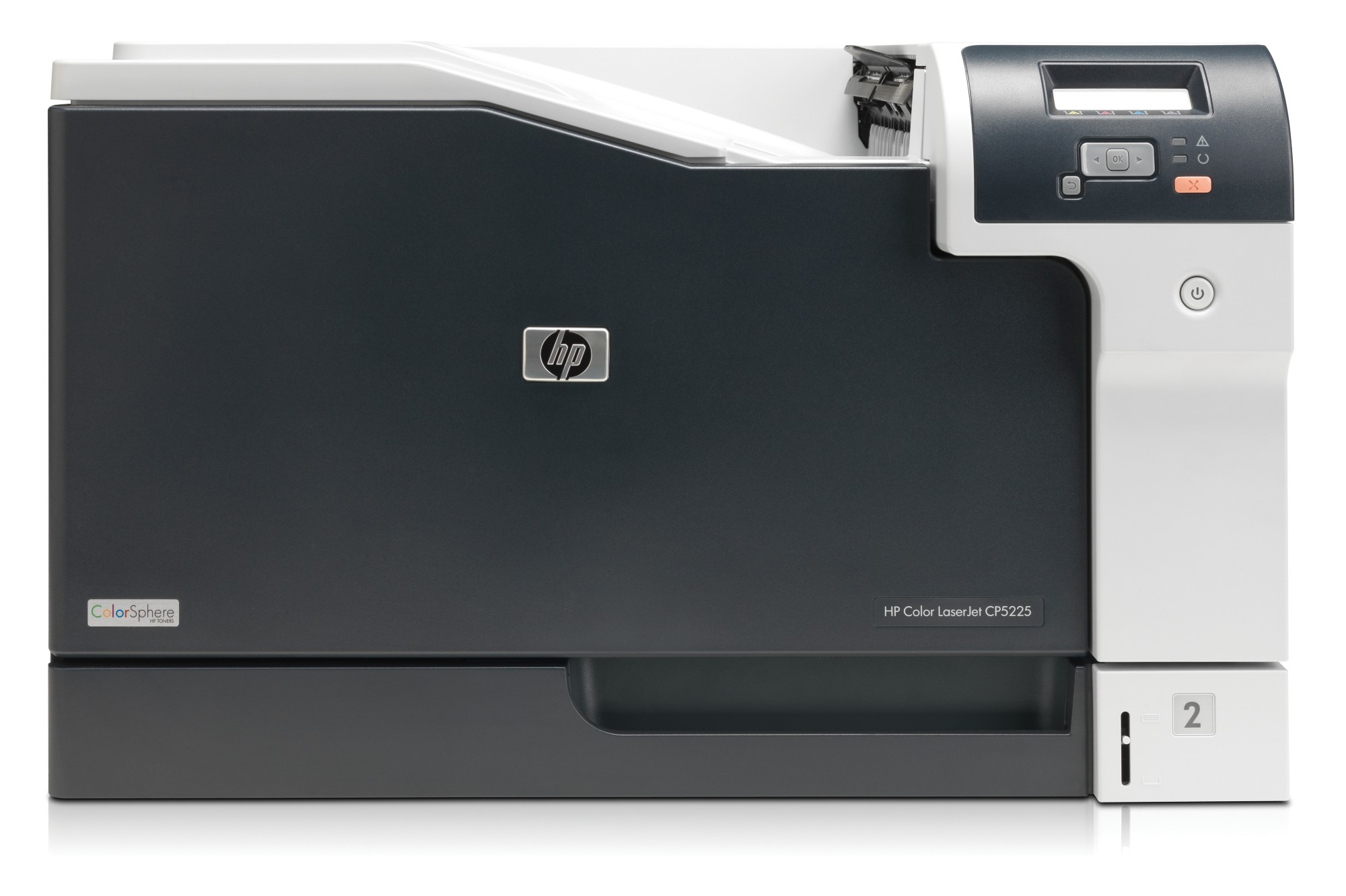HP CE711A#B19 LASERJET COLOR PROFESSIONAL CP5225N PRINTER