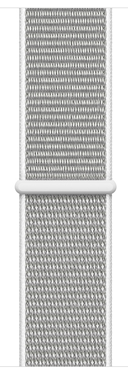 APPLE MTLV2ZM/A BAND GREY, SILVER
