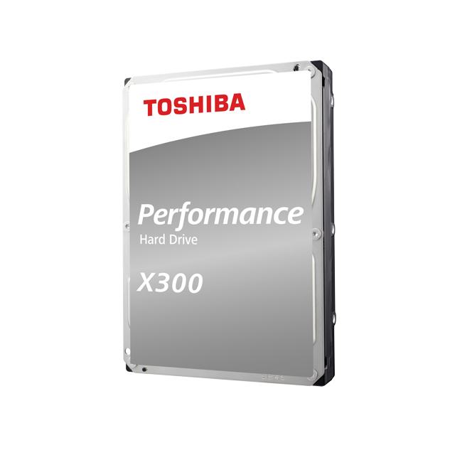 TOSHIBA HDWR11AUZSVA X300 HDD 10000GB SERIAL ATA INTERNAL HARD DRIVE
