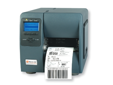 DATAMAX O'NEIL KJ2-00-46001Y00 M-4210 LABEL PRINTER THERMAL TRANSFER 203 X DPI