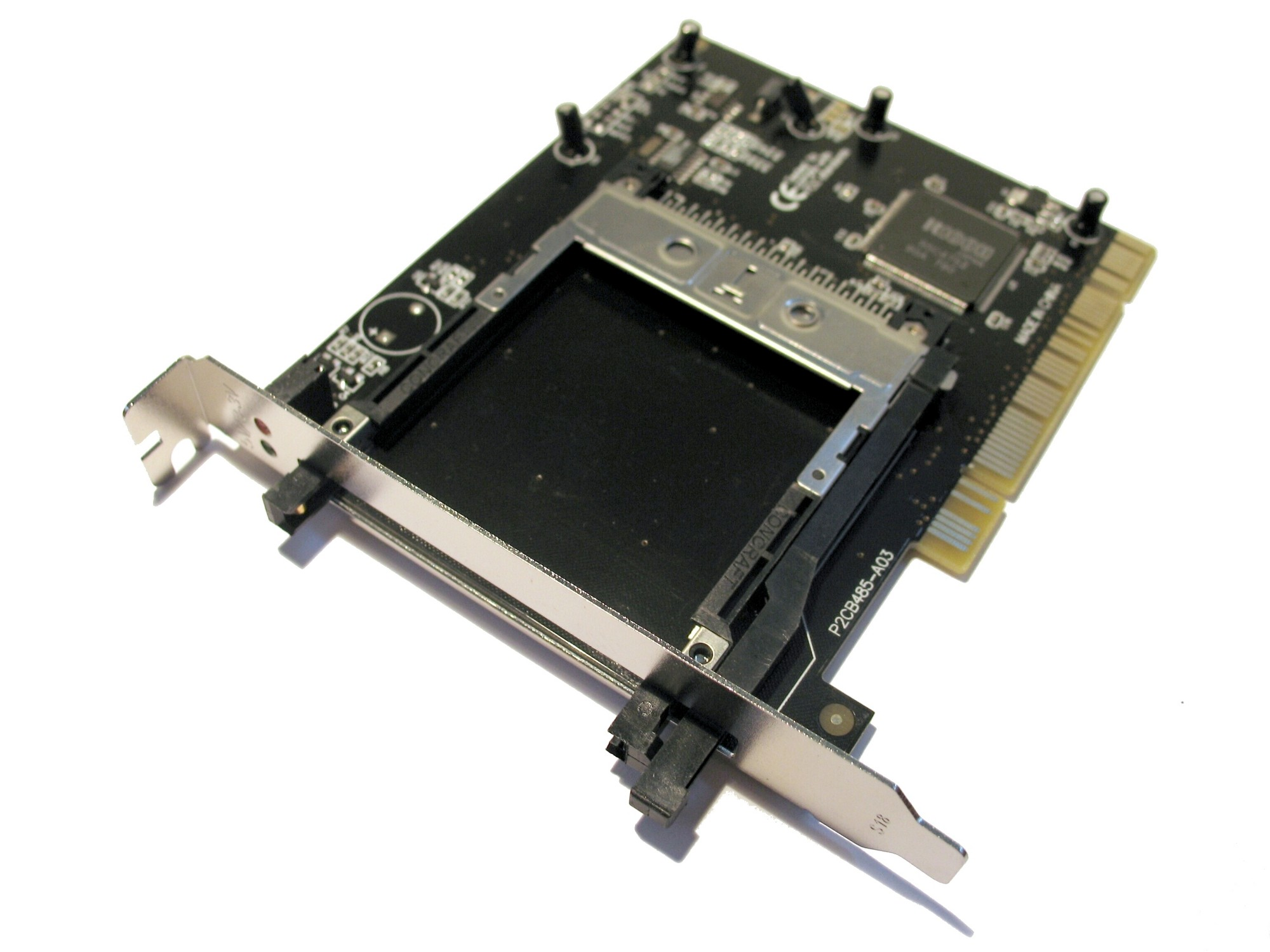 DYNAMODE PCI-PCMCIA PCI > PCMCIA INTERFACE ADAPTER NETWORKING CARD