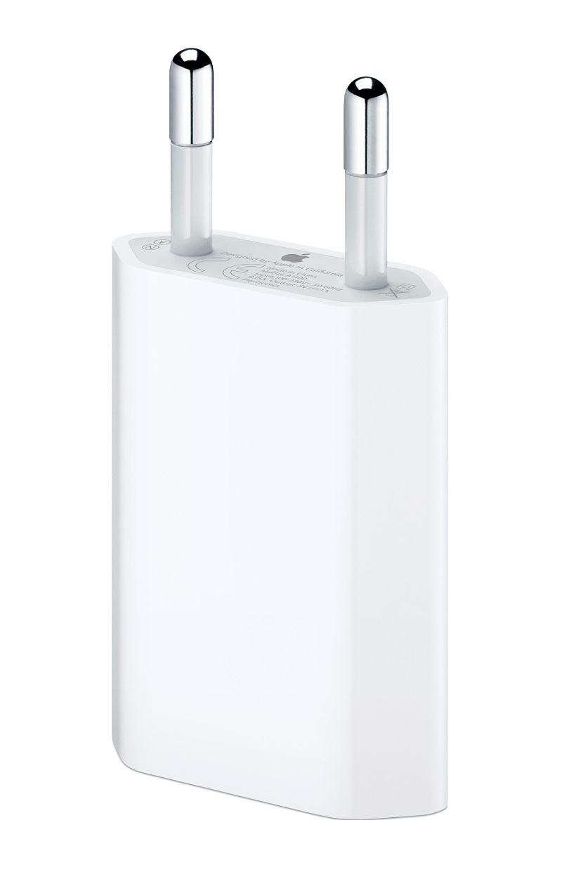 APPLE MD813ZM/A INDOOR 5W WHITE POWER ADAPTER/INVERTER