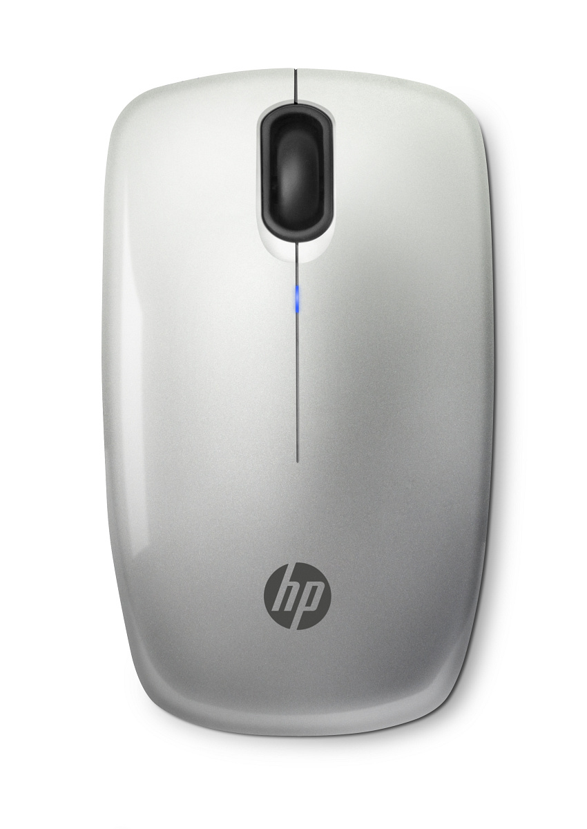 HP N4G84AA#ABB Z3200 SILVER WIRELESS MOUSE RF OPTICAL 1600DPI AMBIDEXTROUS MICE