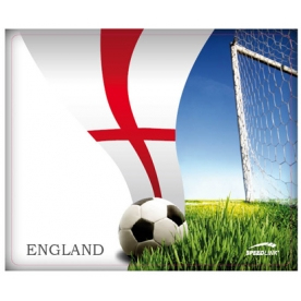 SPEEDLINK SL-6242-FE08 LIMITED EDITION ENGLAND FOOTBALL FAN SILK MOUSE MAT MULTICOLOUR