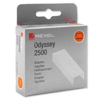REXEL 2100050 ODYSSEY HEAVY DUTY STAPLES (2500)