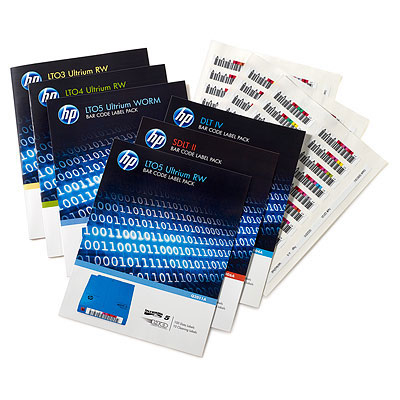 HPE Q2013A SELF-ADHESIVE LABEL 110 PC(S)