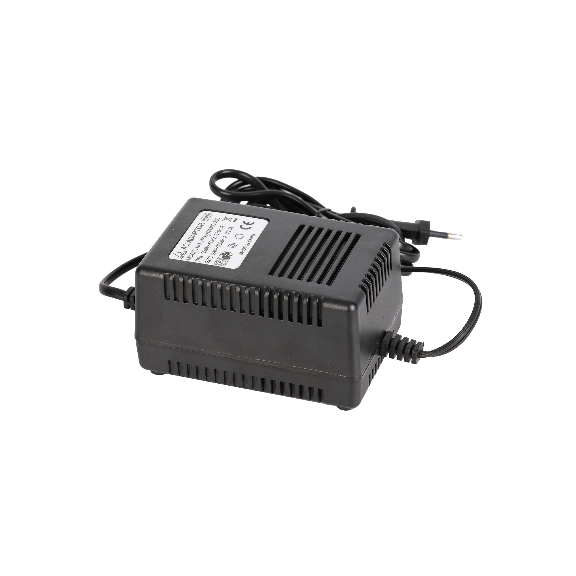 DAHUA EUROPE AC24V3A INDOOR BLACK POWER ADAPTER/INVERTER