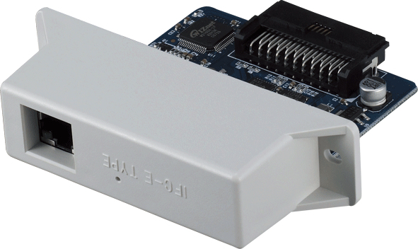 BIXOLON IFC-EP/TYPE NETWORKING CARD INTERNAL ETHERNET 100 MBIT/S