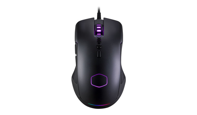 COOLER MASTER CM-310-KKWO2 GAMING CM310 MICE USB OPTICAL 10000 DPI RIGHT-HAND BLACK