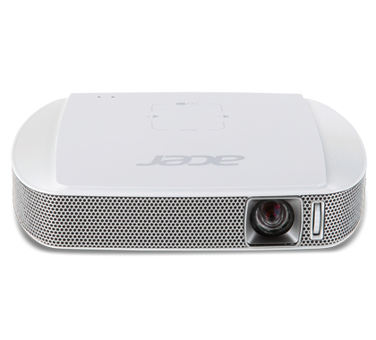 ACER MR.JH911.001 TRAVEL C205 PORTABLE PROJECTOR 150ANSI LUMENS DLP WVGA (854X480) WHITE DATA
