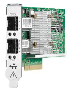 HPE 656244-001 ETHERNET 10GB 2-PORT 530SFP+ INTERNAL 10000MBIT/S NETWORKING CARD