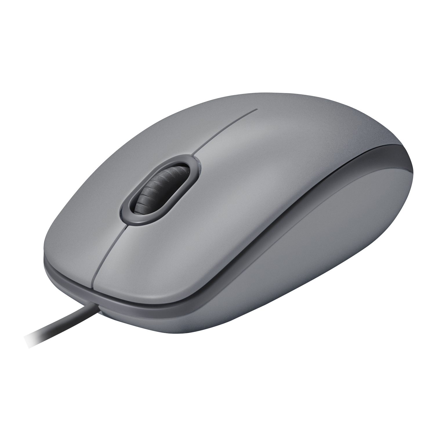 LOGITECH 910-005490 M110 MICE USB OPTICAL 1000 DPI AMBIDEXTROUS GREY