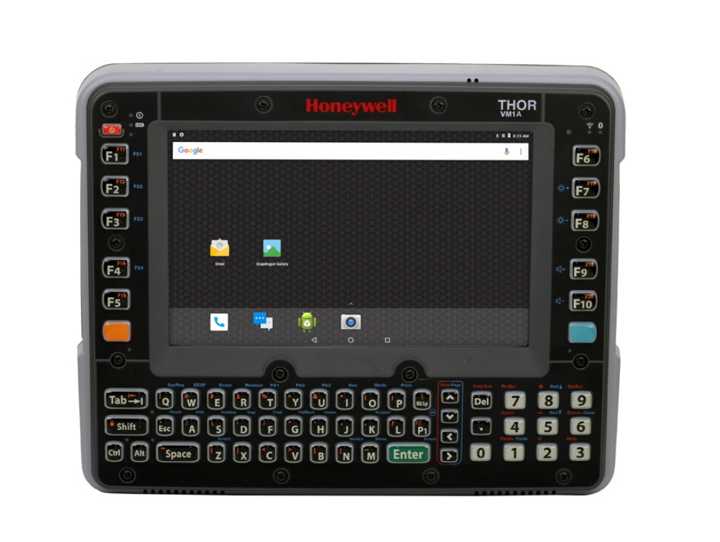 HONEYWELL VM1A-L0N-1A1A20E THOR VM1A TABLET QUALCOMM SNAPDRAGON 32 GB BLACK