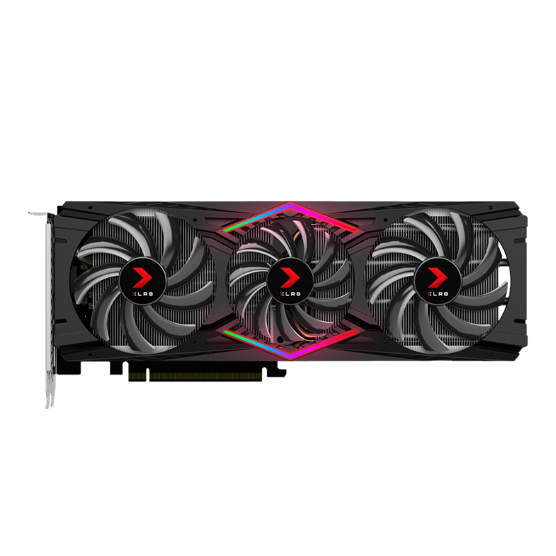 PNY VCG20808TFPPB-O GEFORCE RTX 2080 XLR8 GAMING OC TRIPLE FAN 8 GB GDDR6