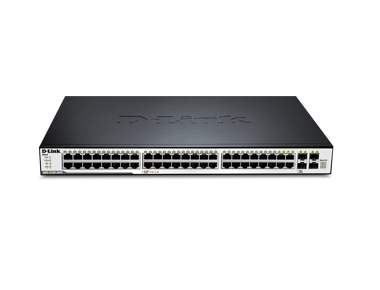 D-LINK DGS-3120-48TC/SI MANAGED NETWORK SWITCH L2+