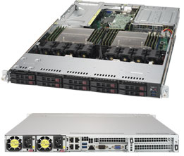 SUPERMICRO SYS-1028UX-LL2-B8 SUPERSERVER 1028UX-LL2-B8