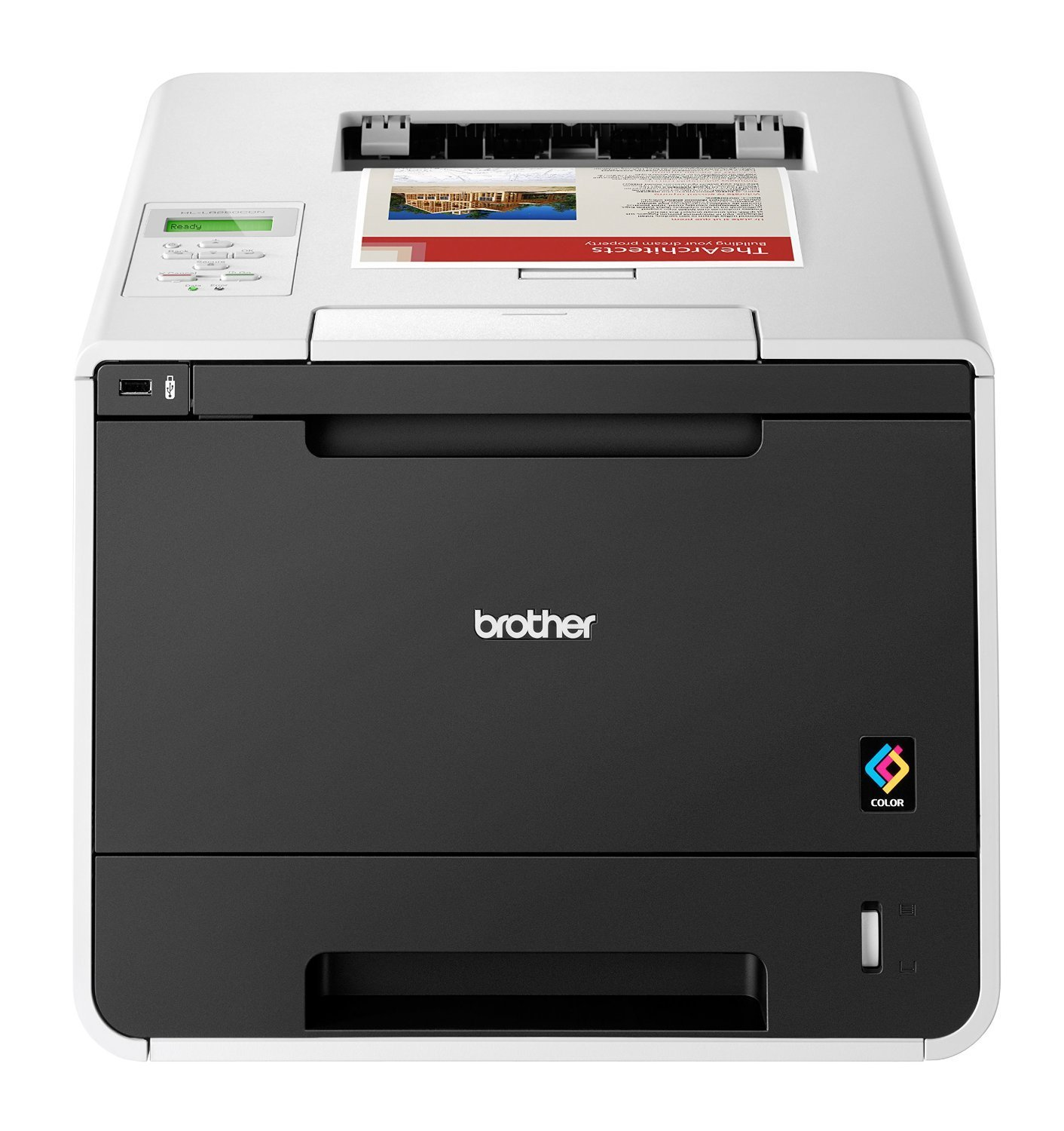 BROTHER HLL8250CDNZU1 HL-L8250CDN COLOUR 2400 X 600DPI A4 LASER PRINTER