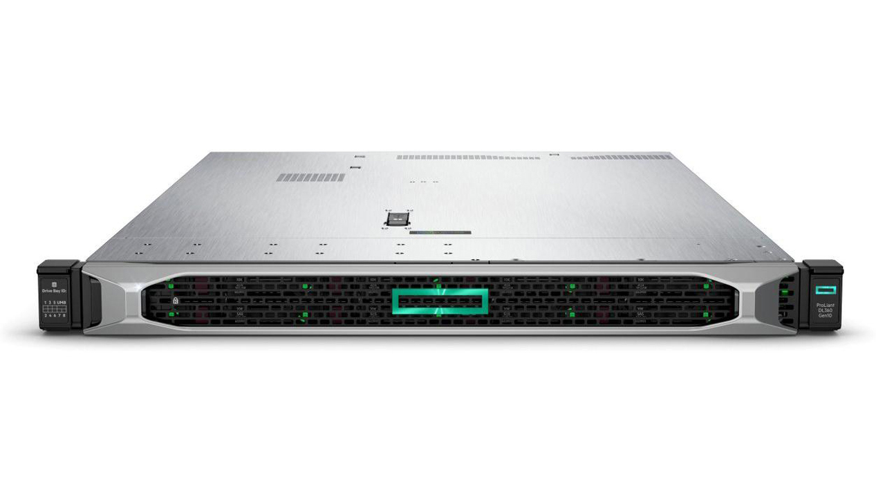 Hewlett Packard Enterprise ProLiant DL360 Gen10 Gold 5222 / 3.8 GHz - 32GB - SAS - 8SFF - 1x 800W