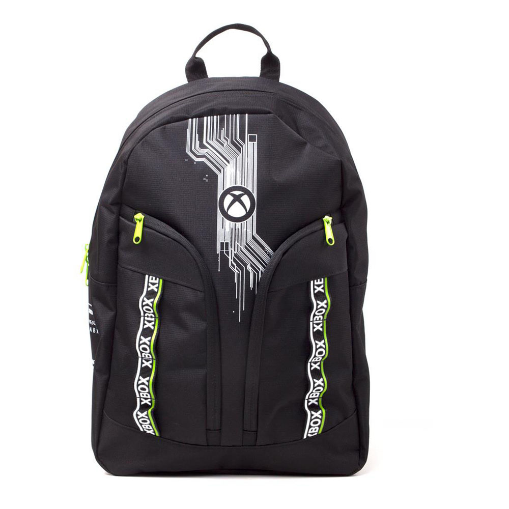 MICROSOFT XBOX THE X BACKPACK, UNISEX, MULTI-COLOUR (BP620112XBX)