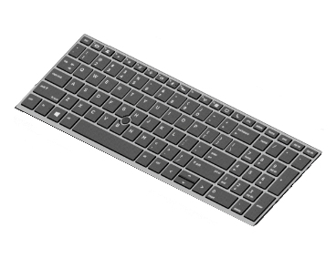 HP L14366-041 NOTEBOOK SPARE PART KEYBOARD