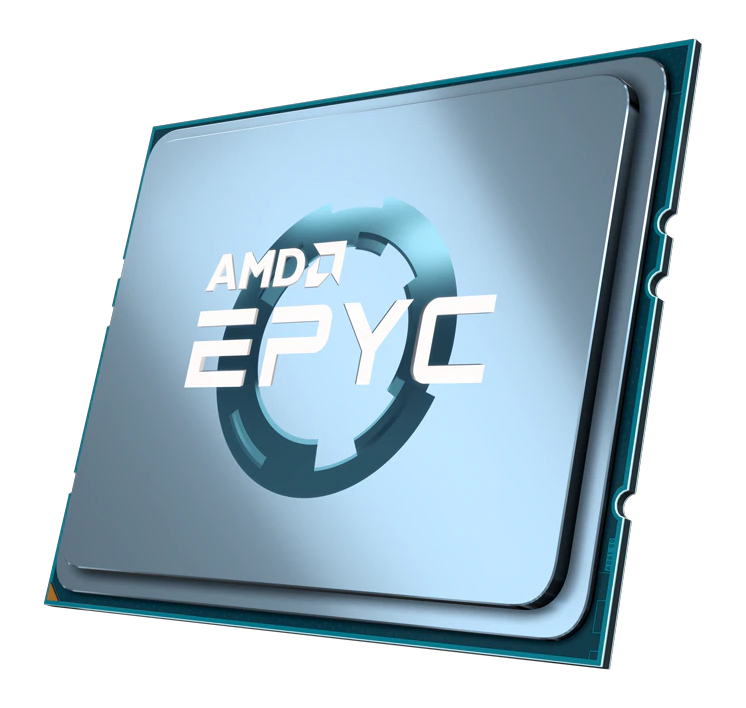 AMD EPYC 7252 processor 3.1 GHz Box 64 MB L3