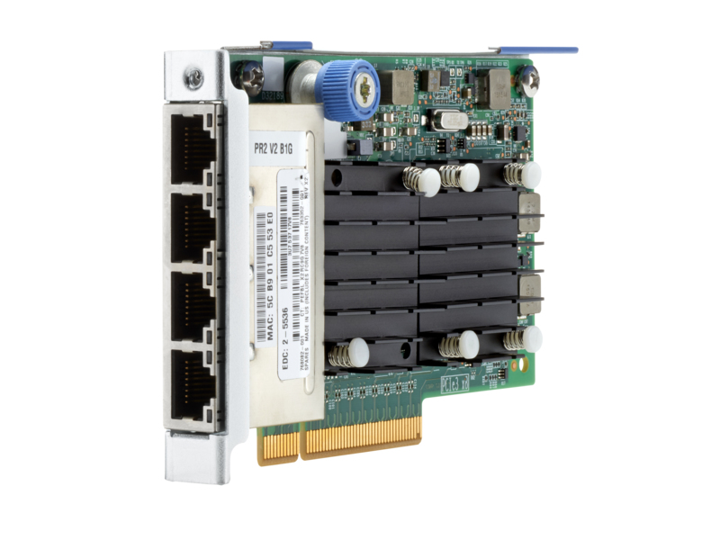 Hewlett Packard Enterprise 764302-B21 networking card Ethernet Internal
