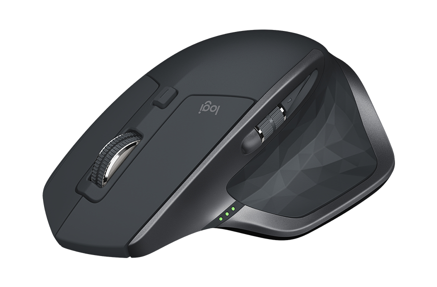 LOGITECH MX MASTER 2S MOUSE RF WIRELESS+BLUETOOTH IR LED 4000 DPI RIGHT-HAND