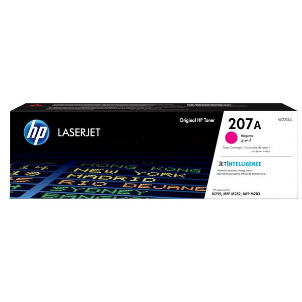 HP W2213A (207A) Toner magenta, 1.25K pages