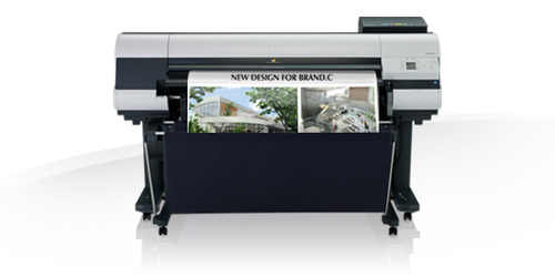 CANON IPF840 PRINTER WITH STAND