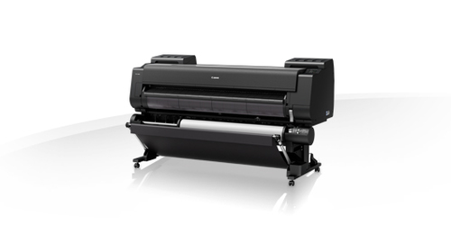 CANON PRO-6000S 8 INK PRINTER WITH STAND & TAKE UP UNIT