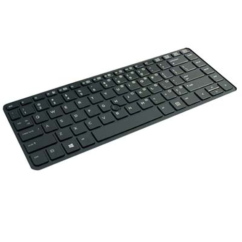 HP 730794-051 KEYBOARD NOTEBOOK SPARE PART