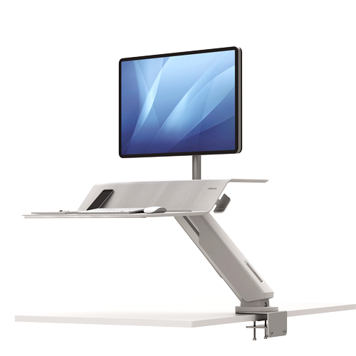 Fellowes 8081701 desktop sit-stand workplace