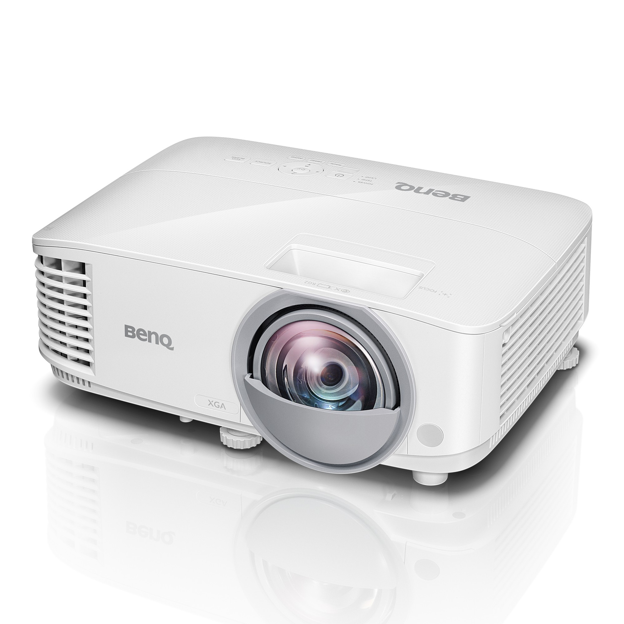 BENQ MX808ST DESKTOP PROJECTOR 3000ANSI LUMENS DLP XGA (1024X768) WHITE DATA