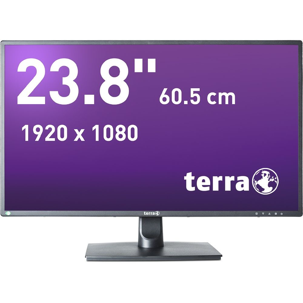 WORTMANN AG 3030007 TERRA LED 2456W, 59.9 CM (23.6