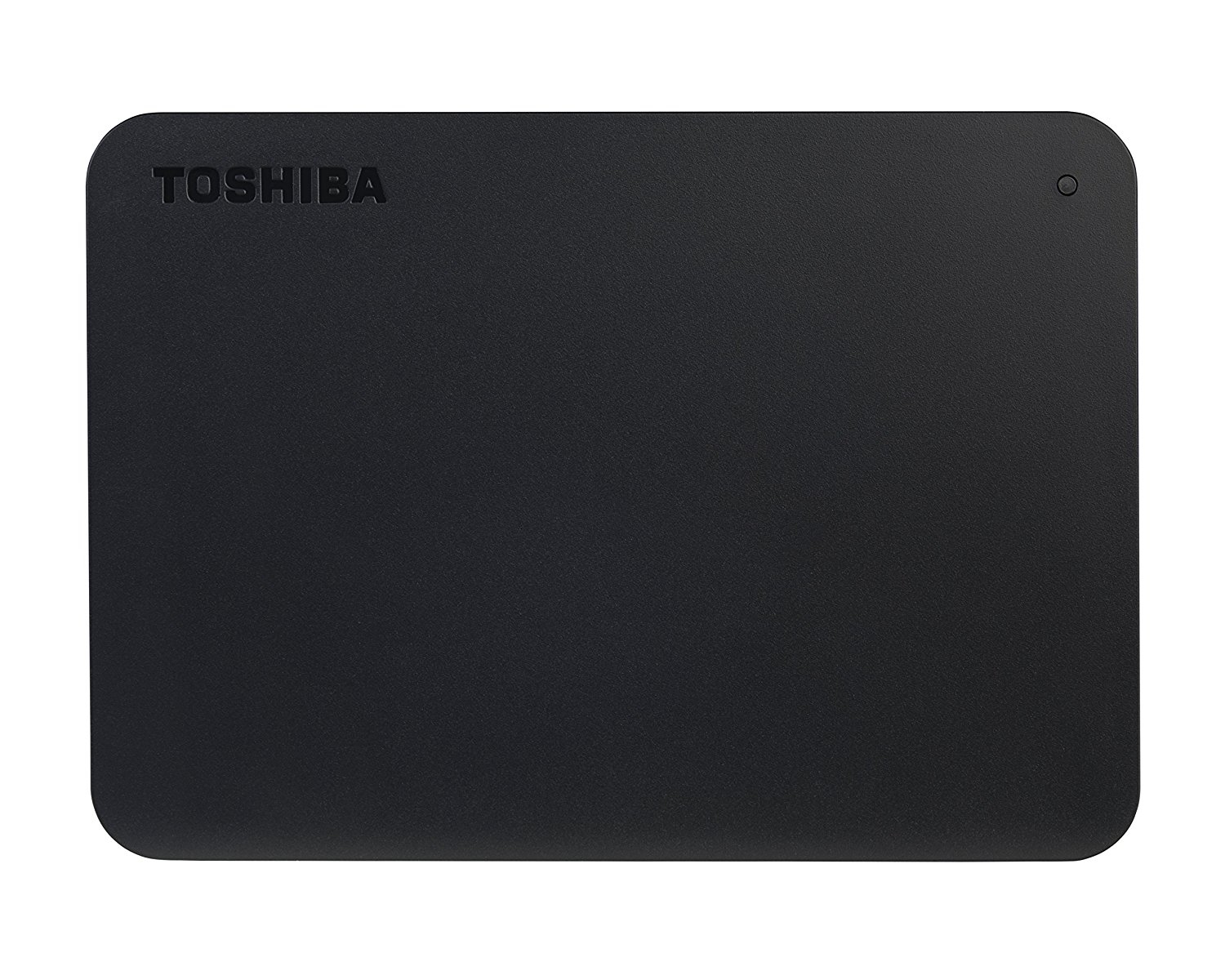 TOSHIBA HDTB405EK3AA 500GB BLACK EXTERNAL HARD DRIVE