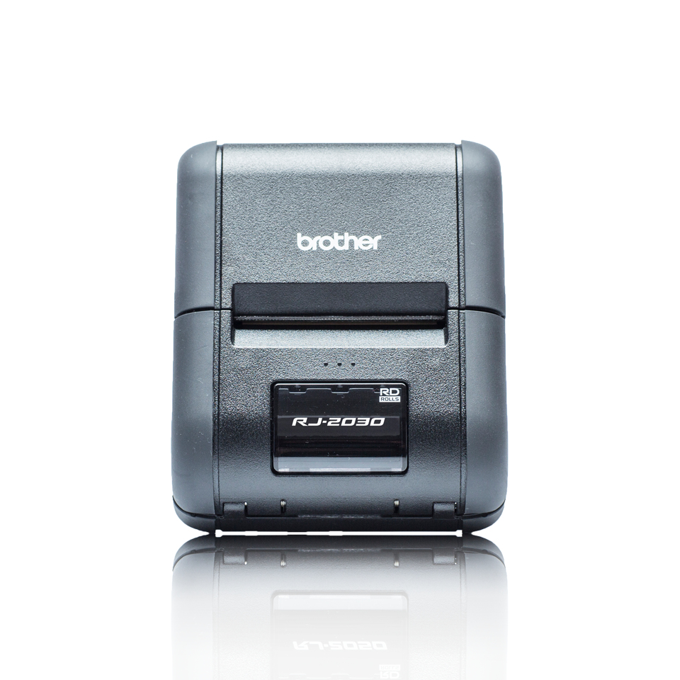 BROTHER RJ-2030 DIRECT THERMAL MOBILE PRINTER 203 X 203DPI POS