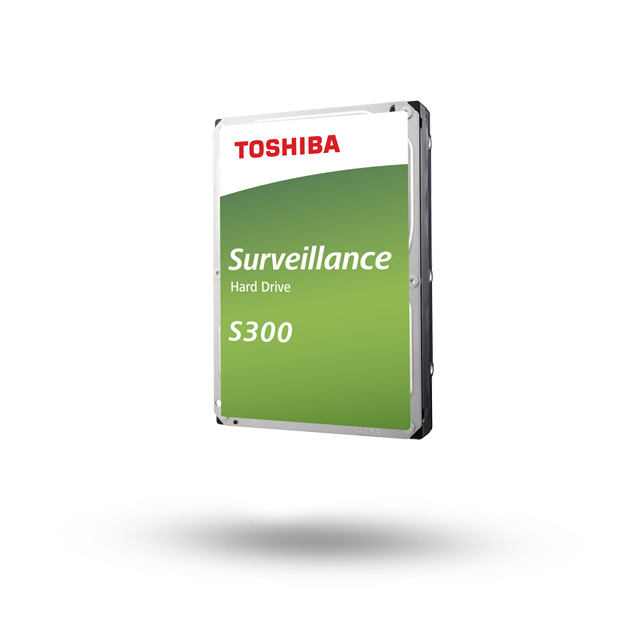 TOSHIBA S300 SURVEILLANCE HDD 4000GB SERIAL ATA III INTERNAL HARD DRIVE