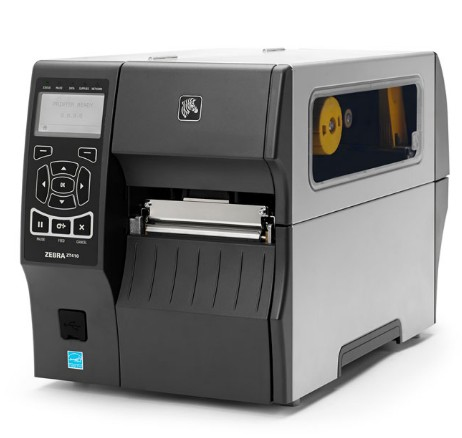 ZEBRA ZT410 THERMAL TRANS 600 X 600DPI LABEL PRINTER