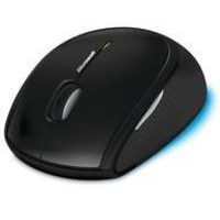 MICROSOFT D5D-00004 WRLS MOBILE MOUSE 4000, 2.4GHZ, USB, BLACK