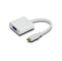 MICROCONNECT HDMIVGA2 HDMI MINI - VGA ADAPTER M-F